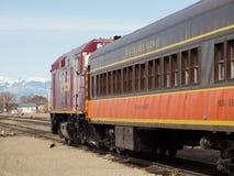 Rio Grande Railroad Stock Photos