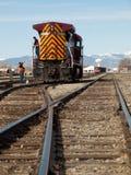 Rio Grande Railroad Royalty Free Stock Photo
