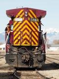 Rio Grande Railroad Royalty Free Stock Photos