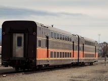 Rio Grande Railroad Stock Photo
