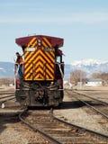 Rio Grande Railroad Royalty Free Stock Images