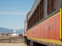 Rio Grande Railroad Stock Images