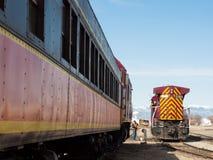 Rio Grande Railroad Stock Image