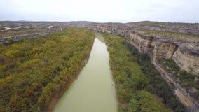 Rio Grande Texas video aéreo filme