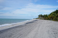 Rio Hato beach Stock Photo