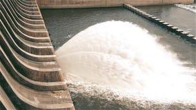 Rio Hondo Dam, in Santiago Del Estero Argentina stock footage