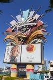 Rio Hotel assina dentro Las Vegas, nanovolt o 14 de junho de 2013 Imagem de Stock