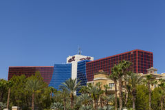 The Rio Hotel in Las Vegas, NV on June 14, 2013 Royalty Free Stock Image