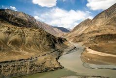 Rio Indus Fotografia de Stock Royalty Free