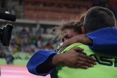 Rio 2016 Jogos Olímpicos Imagem de Stock