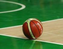 Rio 2016 koszykówka przy boisko do koszykówki przy Carioca areną 1 podczas Rio 2016 olimpiad Fotografia Royalty Free