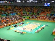 Rio 2016 - l'arène font Futuro Photo libre de droits