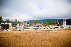 Rio-Lipno Royalty Free Stock Photo