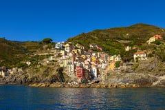 Rio maggiore coast Stock Photos
