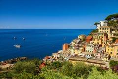 Rio maggiore coast Royalty Free Stock Photography