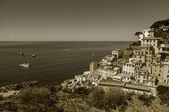 Rio maggiore coast Stock Photo