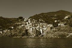 Rio maggiore coast Stock Images