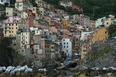 Rio Maggiore in Italy Stock Photography