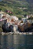 Rio Maggiori Village Royalty Free Stock Image