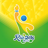 Rio 2016 Royalty Free Stock Photos