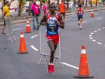Rio Marathon 2019 imagem de stock royalty free