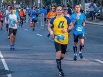Rio Marathon 2019 fotografia de stock