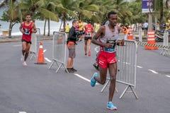 Rio Marathon 2019 fotografia de stock royalty free