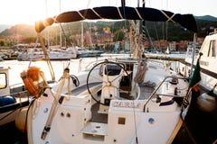 Rio Marina Royalty Free Stock Images