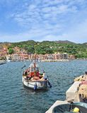 Rio Marina,Elba Island,Italy. Harbor of Rio Marina on Elba Island,Tuscany,Italy stock photos