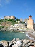 Rio Marina, Insel von Elba, Italien lizenzfreie stockbilder