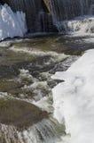Rio Mississípi, Almonte, Ontário, Canadá Fotografia de Stock