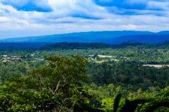 Rio Napo. A view of the Rio Napo Royalty Free Stock Images