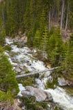Rio nas montanhas Fotos de Stock