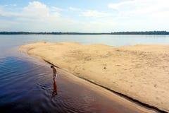 Rio Negro Fotos de archivo