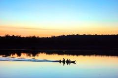 Rio Negro Royaltyfri Bild