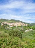 Rio Nell Elba on Elba Island,Italy Royalty Free Stock Photos