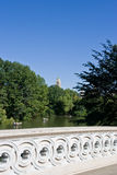 Rio no Central Park Fotos de Stock Royalty Free
