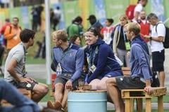 Rio 2016 olimpiad Obraz Stock