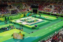 Rio Olympic Arena Imagens de Stock