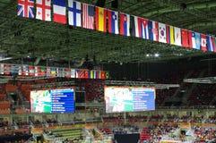 Rio Olympic Arena fotos de stock
