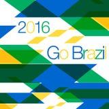 Rio Olympic 2016 - illustrazione di riserva illustrazione di stock