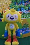 Rio2016 Olympic mascot Vinicius stock photo