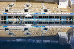 Rio 2016 Olympic venues: Maria Lenk Aquatic Center Stock Photos