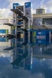 Rio 2016 Olympic venues: Maria Lenk Aquatic Center Royalty Free Stock Image