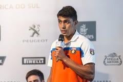 Rio Open 2017 Stock Foto