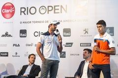Rio Open 2017 Stock Foto's