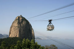 Rio, pagnotta di zucchero Fotografia Stock Libera da Diritti