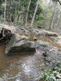 Rio pequeno Fotografia de Stock