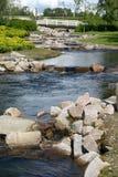 Rio pequeno Foto de Stock