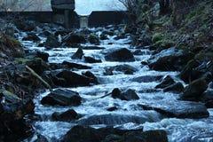 Rio pequeno Imagens de Stock
